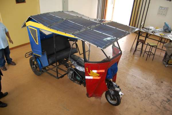Eco Rickshaws