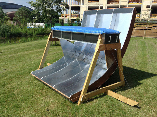 Sustainable Sun-Powered Cookers