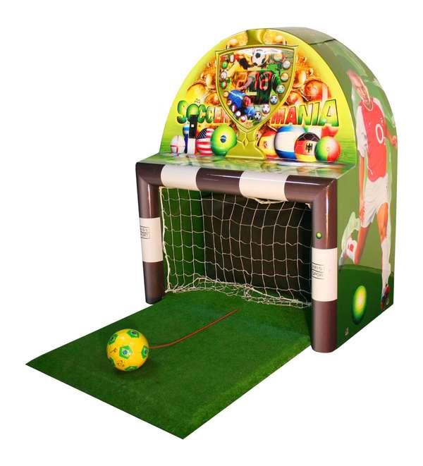 Solar Powered Arcade Game