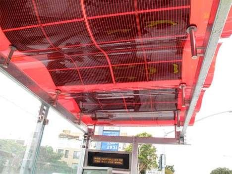 Eco Bus Stops