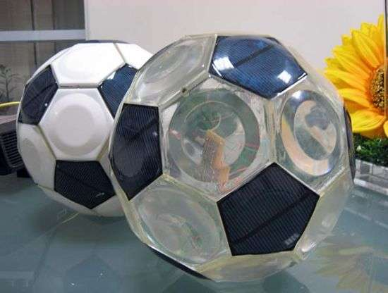 Solarific Soccer Balls