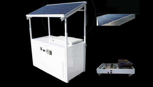 Solar Powered Fridges