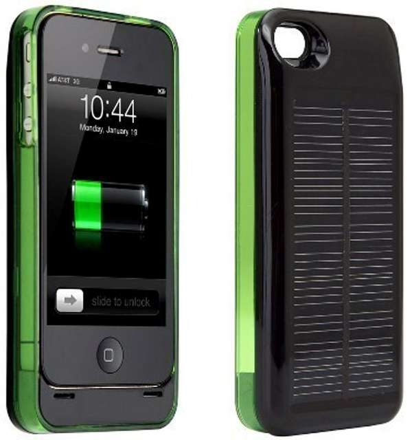 Solar-Powered Phone Chargers