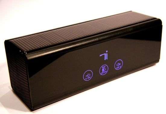 Solar Bluetooth Speakers