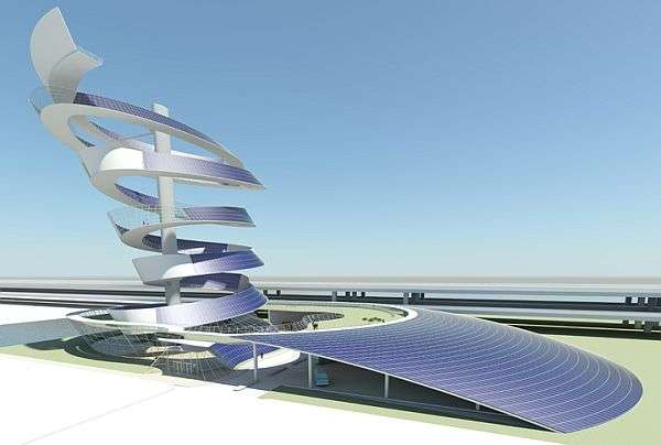 Eco Power Towers