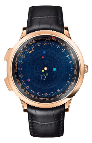 Planet-Predicting Timepieces