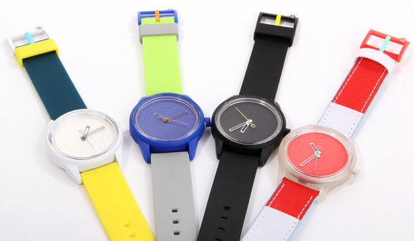 Sun-Sourcing Wristwatches