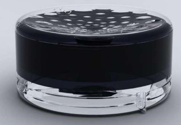 Evaporating Water Filters
