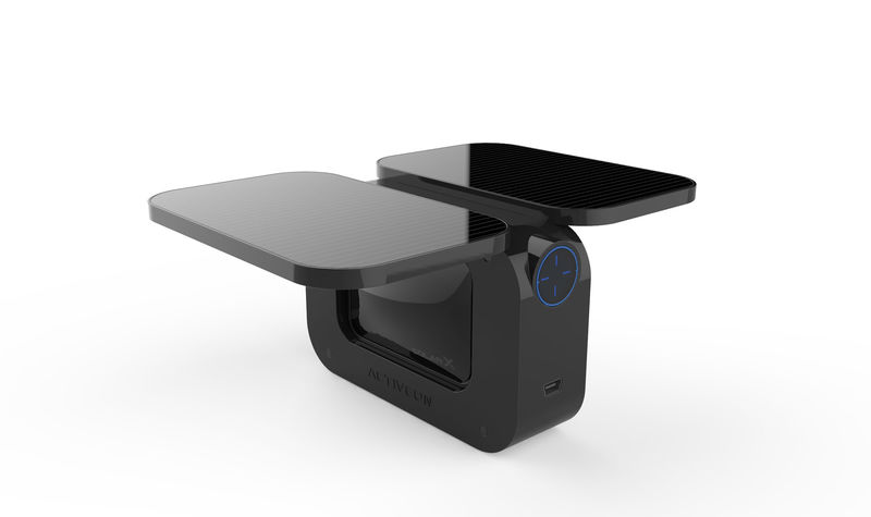 Solar-Powered Action Cameras