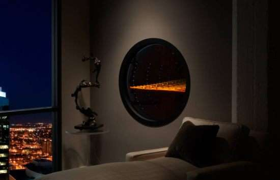 Solaris Fireplace