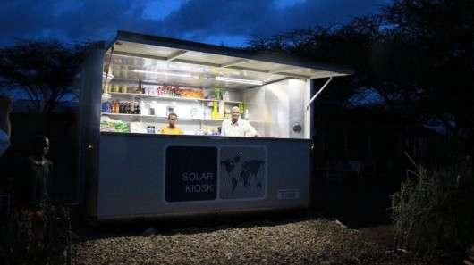 Portable Solar Hubs