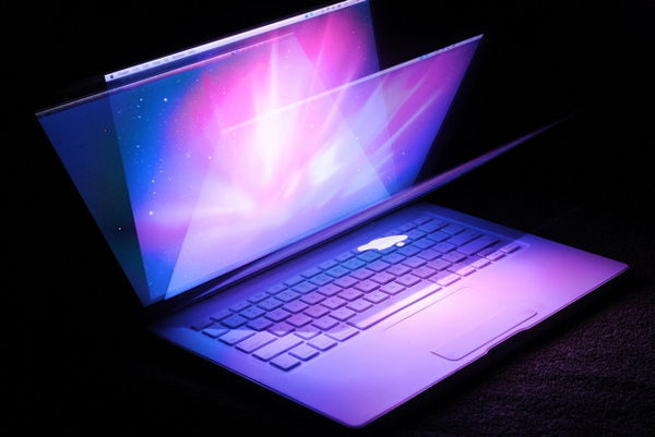 Solar-Powered Laptops