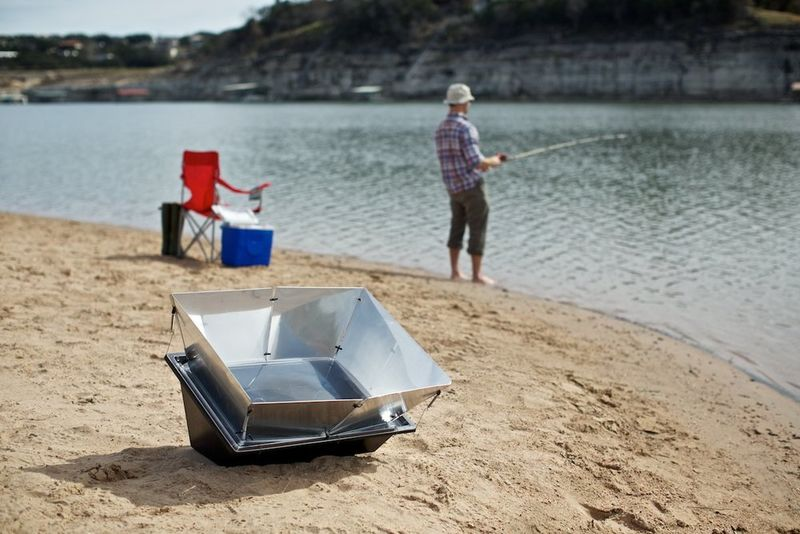 Solar Camping Ovens