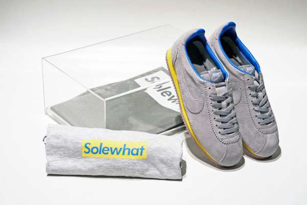Socially Savvy Suede Sneakers