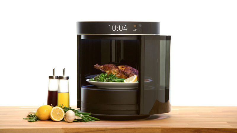 Taste-Preserving Microwaves