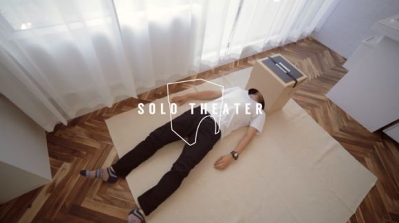Personal Smartphone Theaters