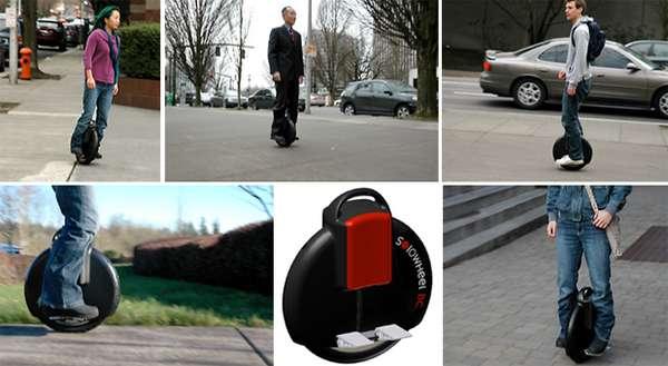 Single-Wheeled Transportation