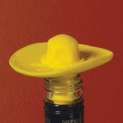 Festive Hat Bottle Stoppers