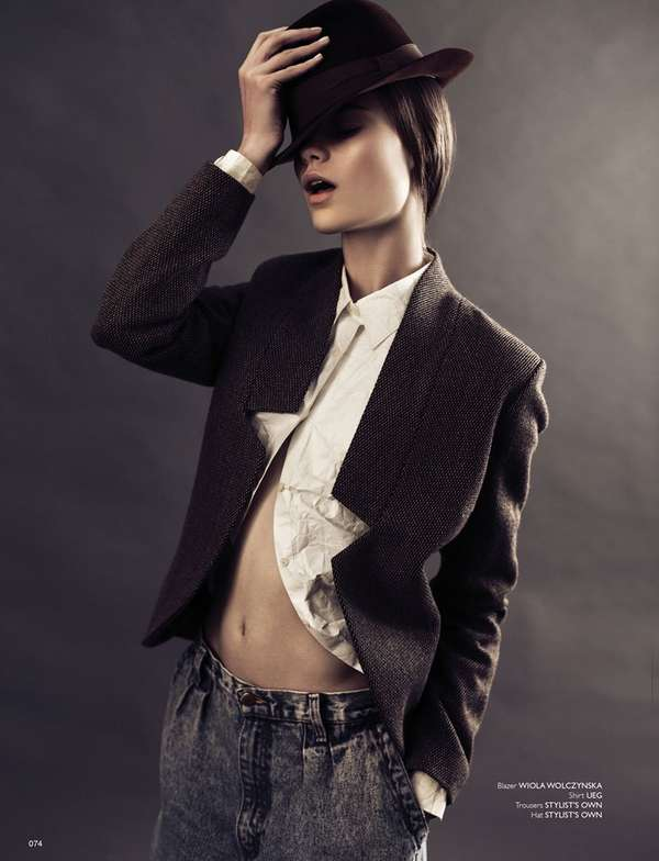 Timeless Androgynous Fashion
