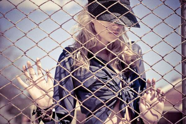 Fenced-In Fashion
