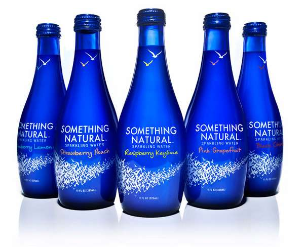 Something Natural Sparkling Water