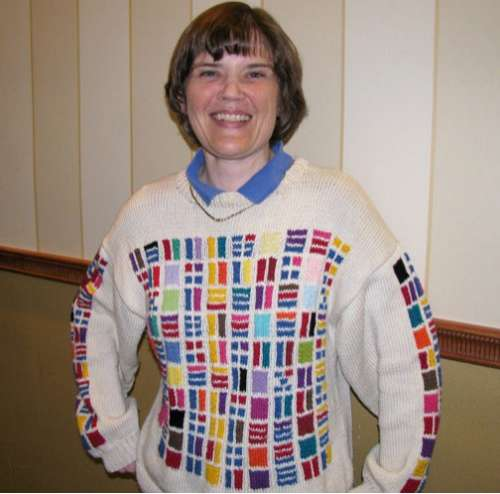 Mathematical Equation Sweaters
