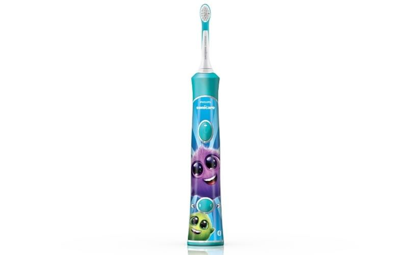 Electric Coaching Toothbrushes