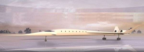 Sonicstar Supersonic Business Jet