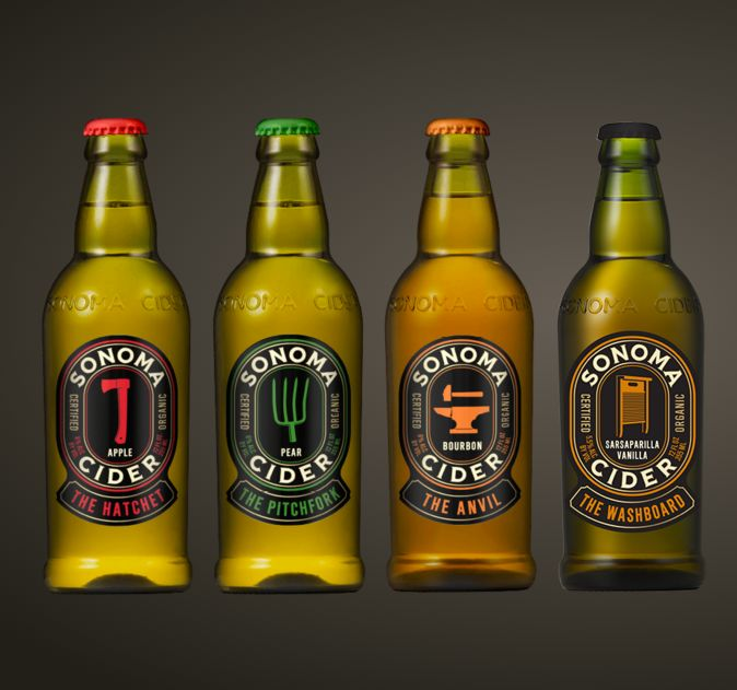 Earthy Apple Ciders
