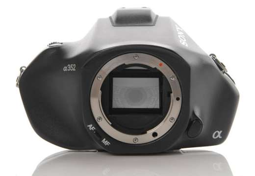 Warped Cameras