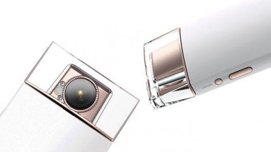 Perfume Bottle-Shaped Cameras