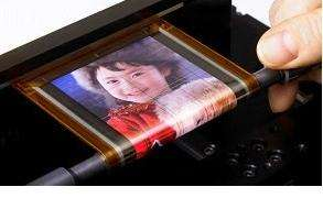 Rollable Display Screens