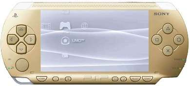 Sony Brings Champagne To PSP