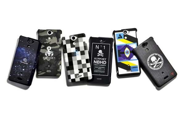 Exuberant Smartphone Covers