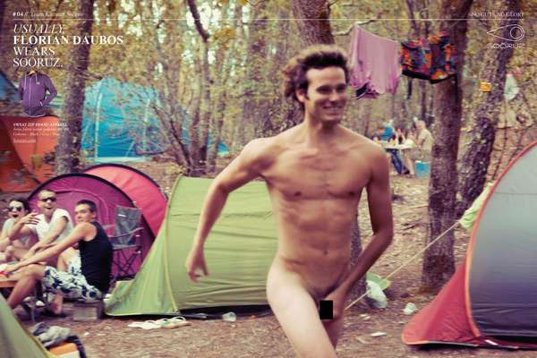 Nudist Forest Fetes
