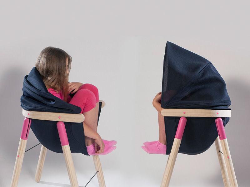 Enclosing School Furniture