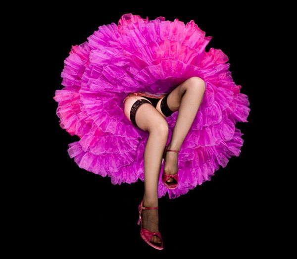 Blooming Up-Skirt Snapshots