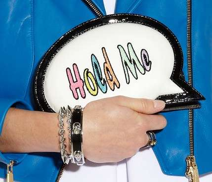 Thought Bubble Clutches