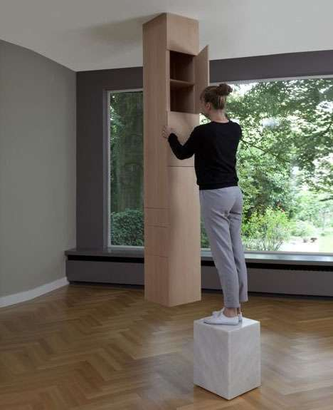 Architecture-Inspired Storage