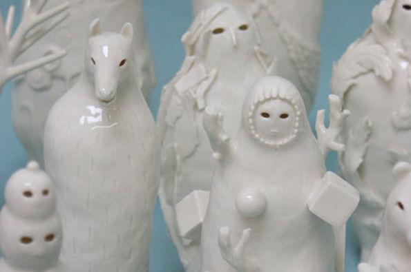 Eerie Eccentric Ceramics