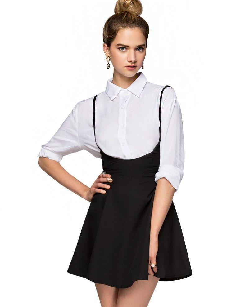 Sophisticated Schoolgirl Fashions