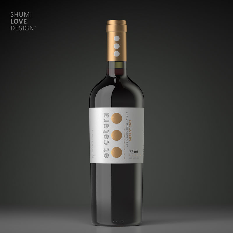 Punctuated Wine Branding