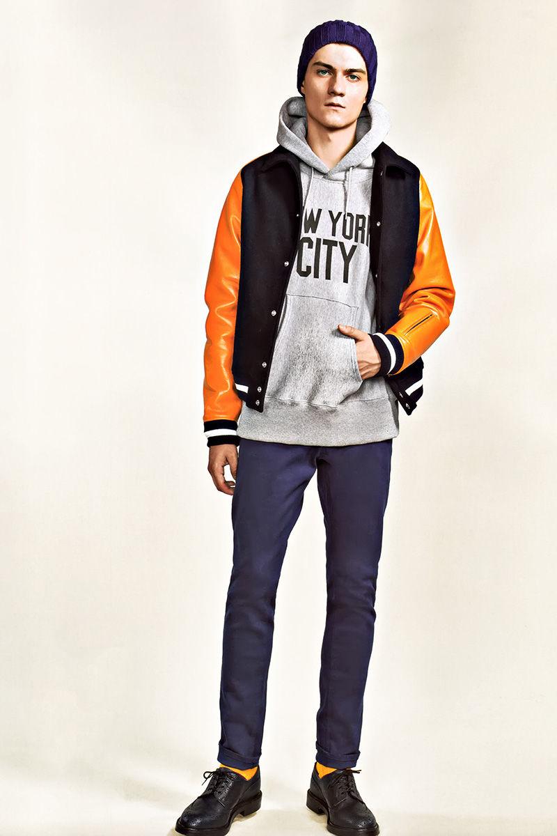 Vibrant Vanguard Streetwear