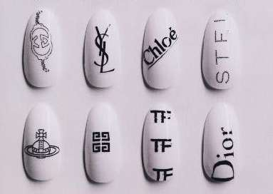 Fashionista Fingertips