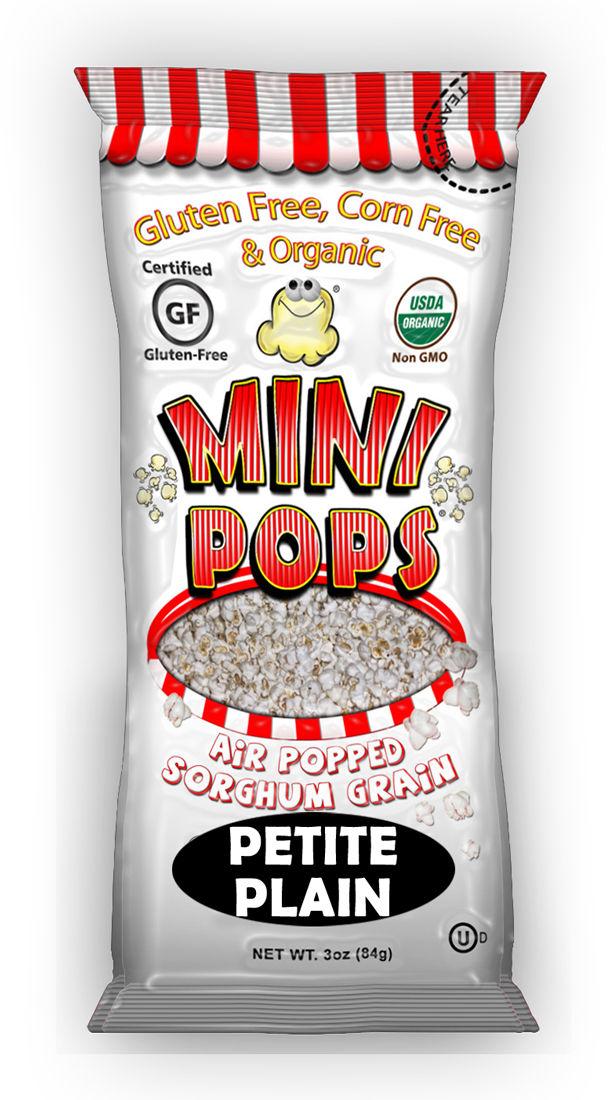 Sorghum Grain Popcorn