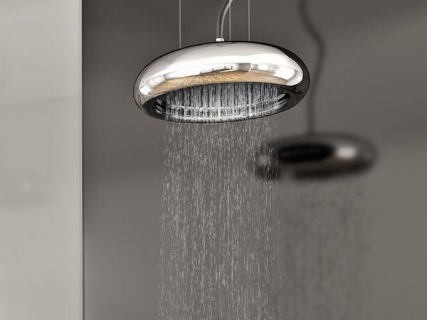 Pendant Lamp-Like Showers