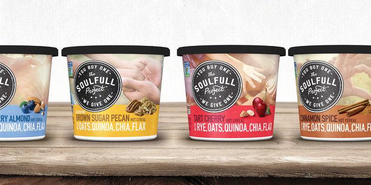 Charitable Food Brand Giveaways