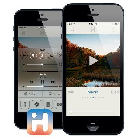 Slumber-Inducing Sound Apps