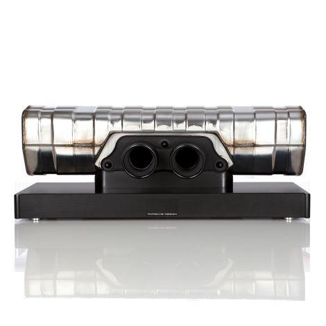 Exhaust Pipe Speakers