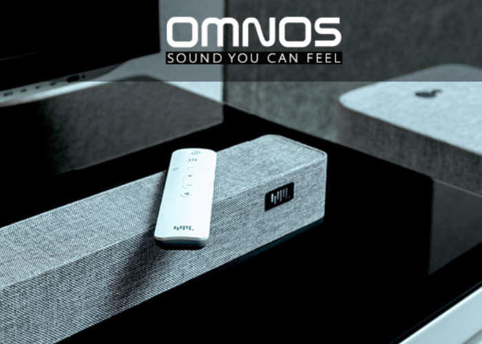 Enveloping 3D Sound Speakers